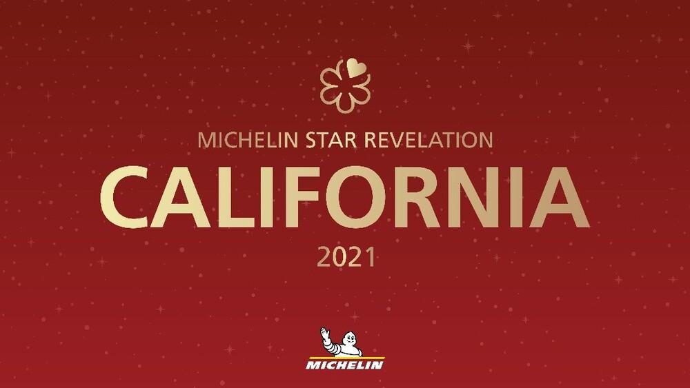 2021 California Michelin Star Winners
