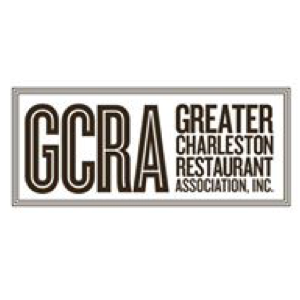 GCRA, Greater Charleston Restaurant Association Logo from Culinary Agents Distribution Partner