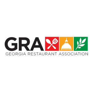 Georgia Restaurant Association, GRA Logo from Culinary Agents Distribution Partner