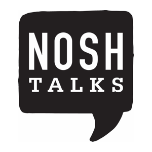 NoshTalks Logo from Culinary Agents Distribution Partner
