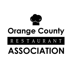 Orange County Restaurant Association, OCRA Logo from Culinary Agents Distribution Partner