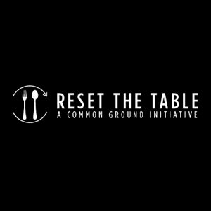 Reset The Table Logo from Culinary Agents Distribution Partner