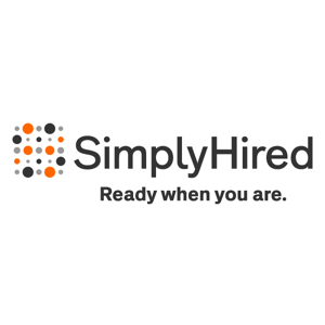 SimplyHired Logo from Culinary Agents Distribution Partner