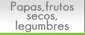 Calor�as de las Papas, Legumbres y Frutos Secos
