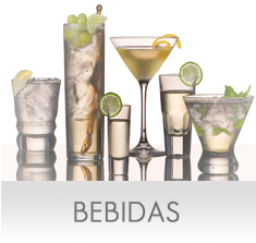 Calor�as de las Bebidas