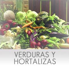 Calor�as de las Verduras y Hortalizas