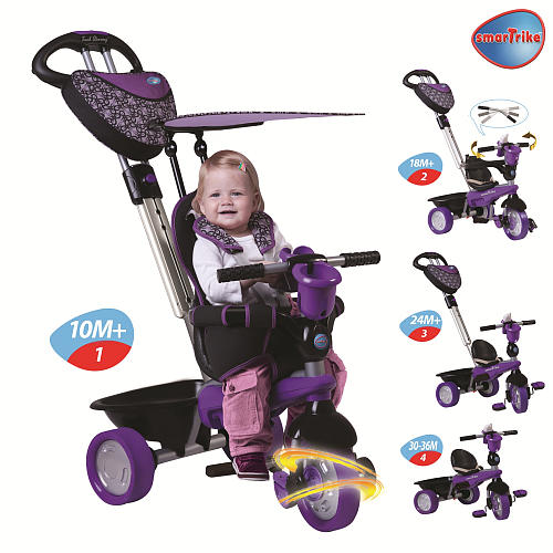 Baby Trike Stoller