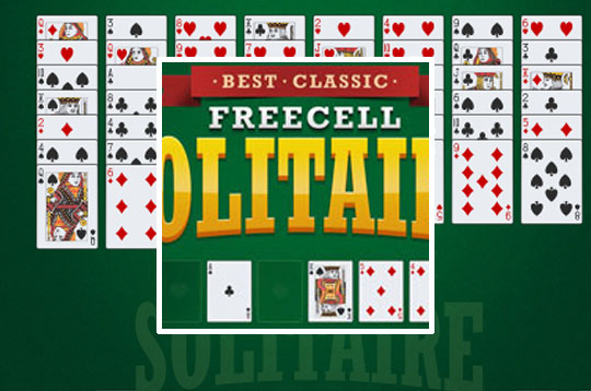 Best Classic Freecell Solitaire - Culga Games
