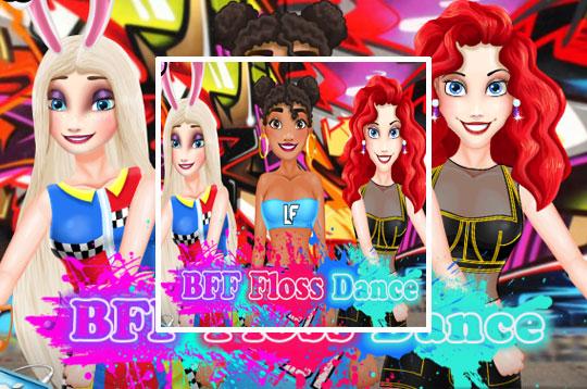 BFF Floss Dance
