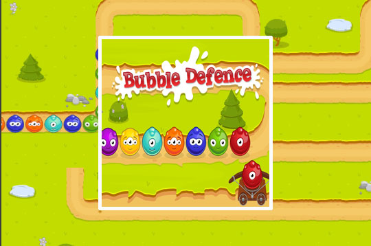 Bubble Defence