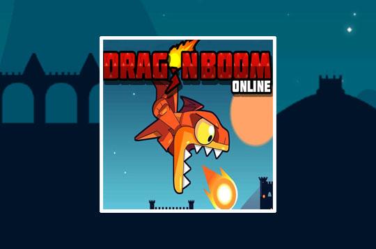 Drag N Boom Online