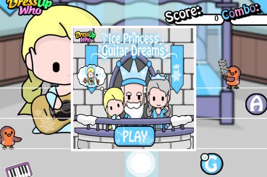 Elsa's Guitar Dreams