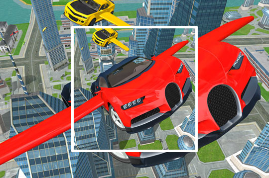 Flying driving games free