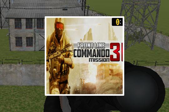 Frontiline Commando Mission 3D