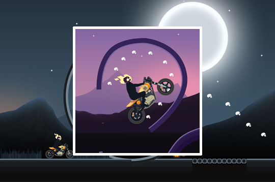 Ghost Knight Rider