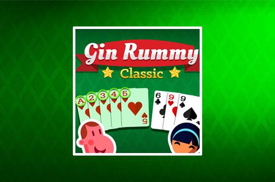 Gin Rummy Classic