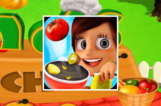 Kids Kitchen: Jugar Kids Kitchen Gratis