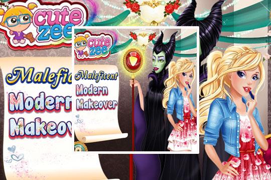 Maleficent Modern Makeover Jugar Gratis Juegos Gratis