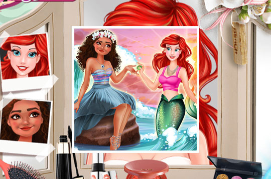 Ocean Princesses Party Time