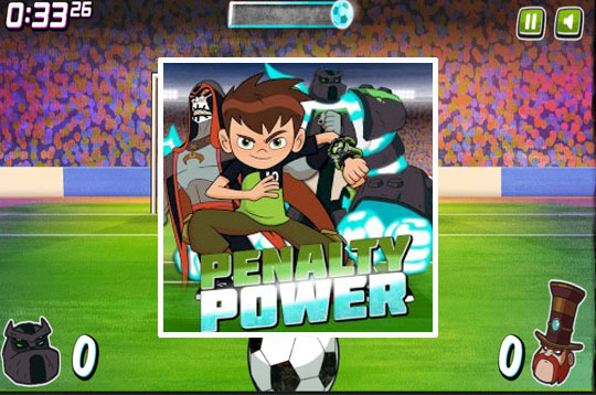Penalty Power Ben 10