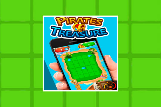 Pirates Treasure: Play Pirates Treasure Free - Culga Games