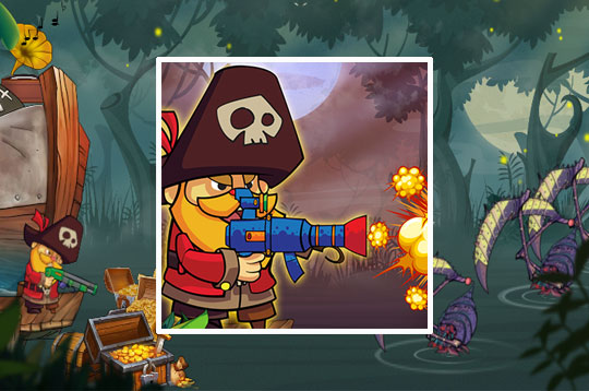 Pirates Vs Zombies: Play Free - Culga Games