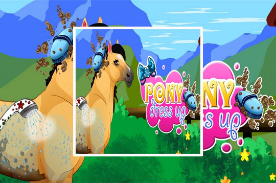 Pony Dress Up Jugar Pony Dress Up Gratis Juegos Gratis