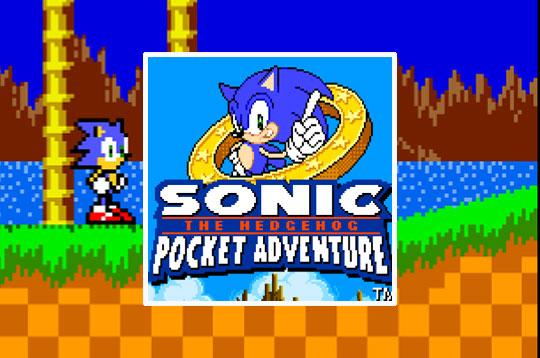Sonic Pocket Adventure