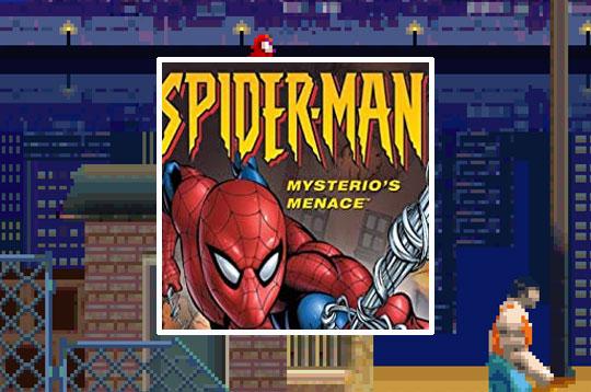 Spider-Man – Mysterio's Menace