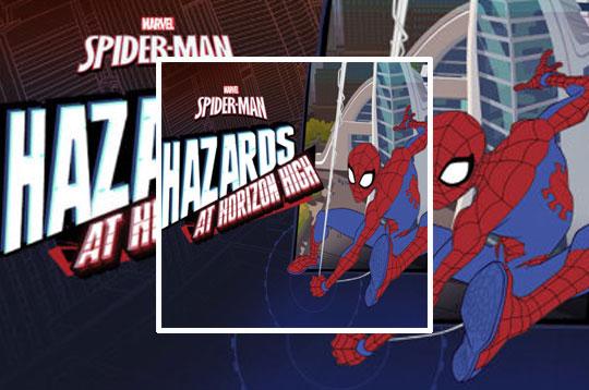 Spiderman, Hazards at Horizon High