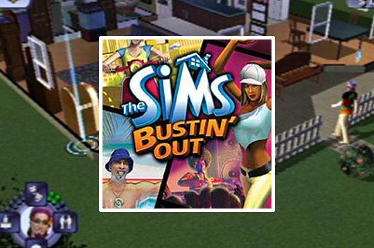 The Sims: Bustin Out