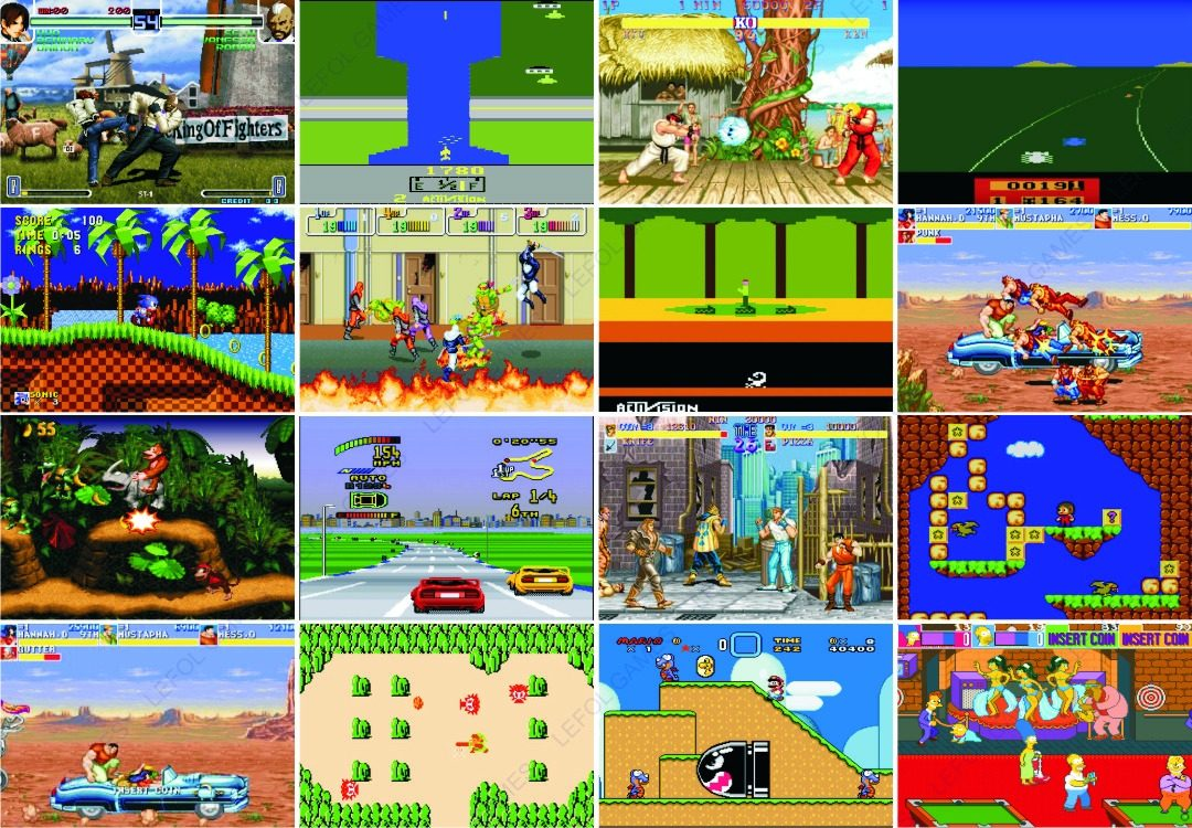 Retro Games: The Classics That Never Die