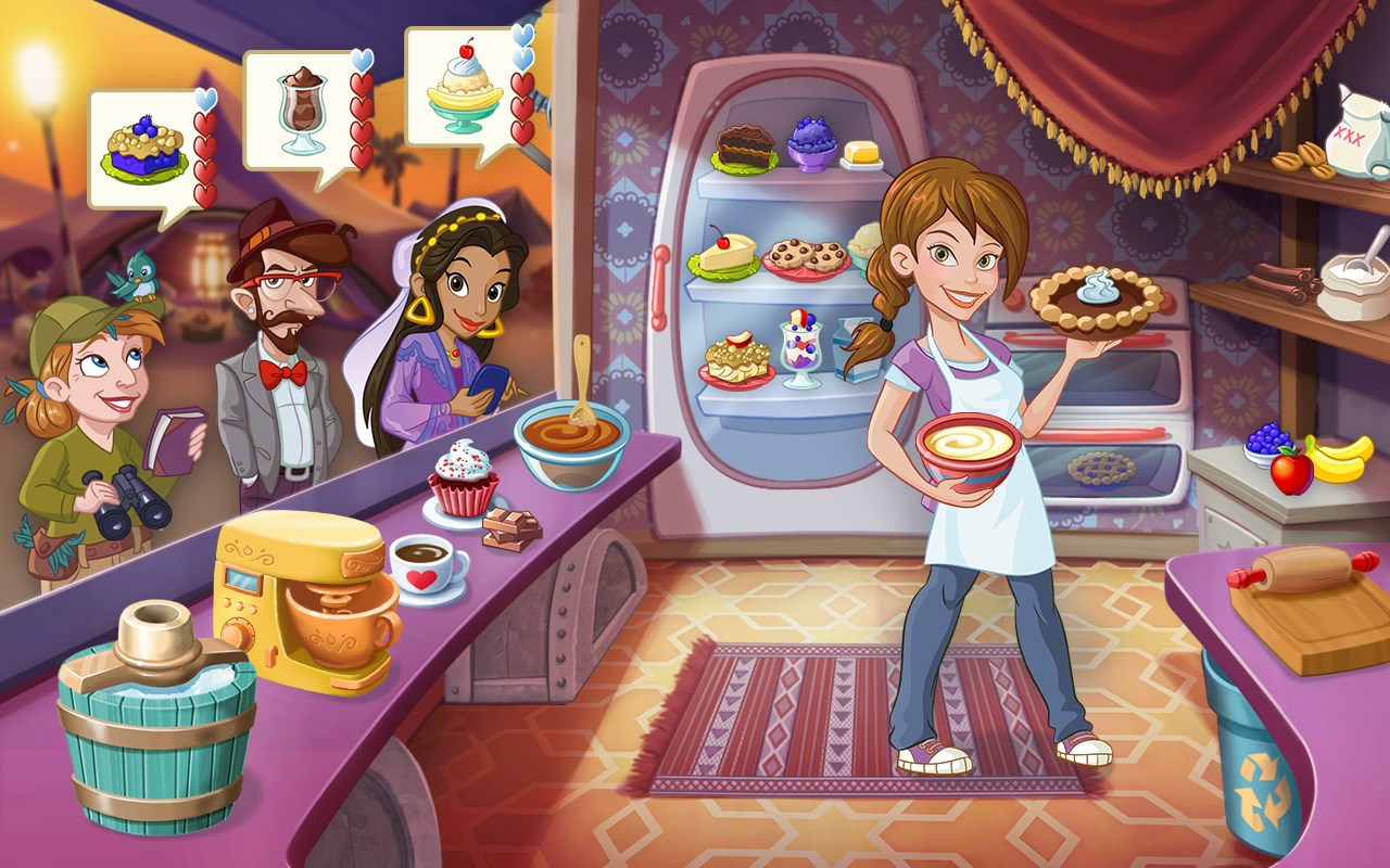 Cooking Games: Show Your Culinary Gift