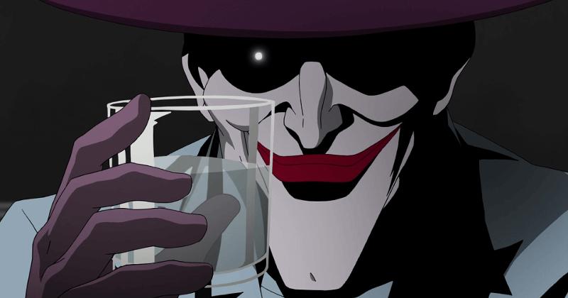 Batman killing joke card
