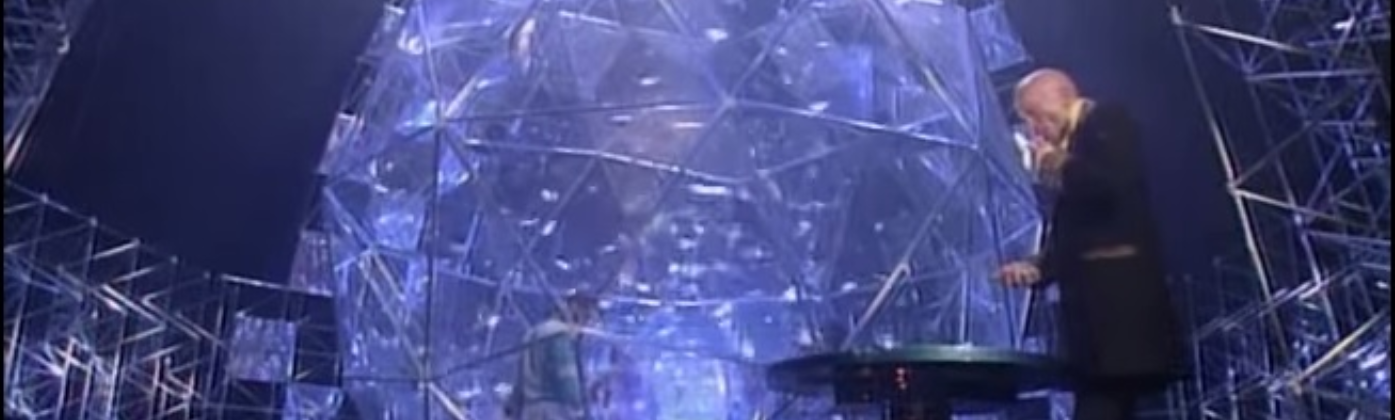 Crystal maze head