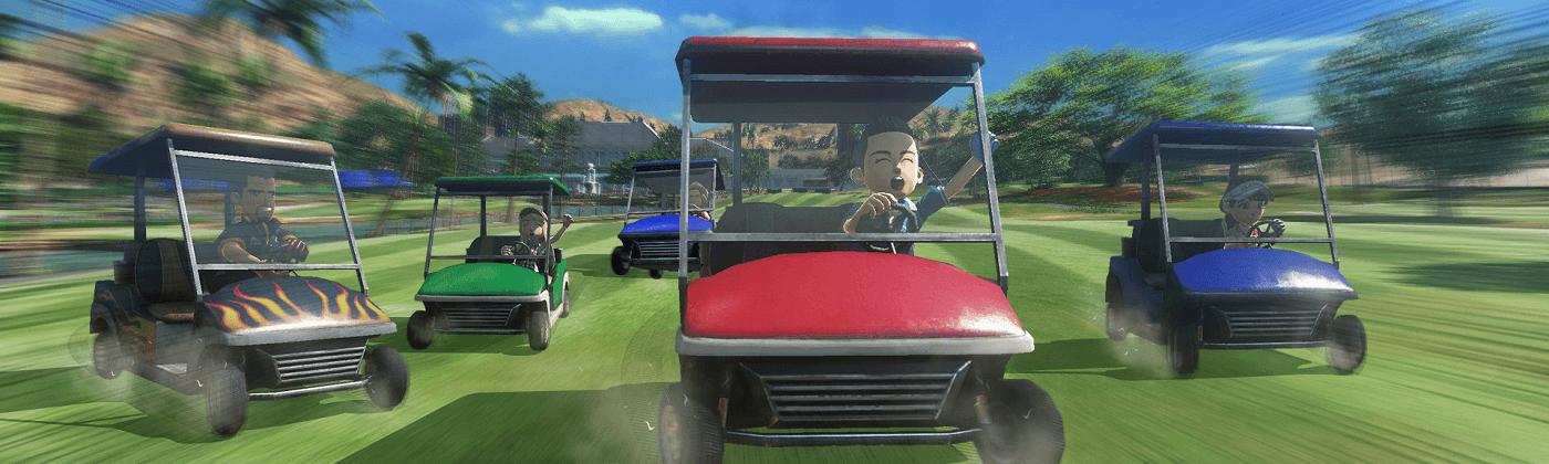 Everybodys golf head