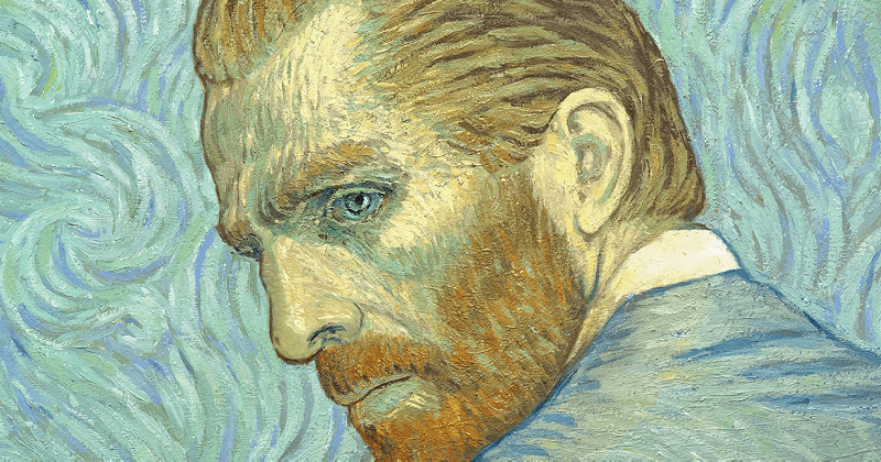 Loving vincent card