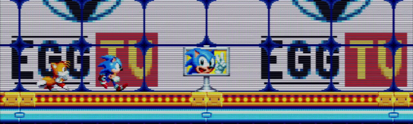 Sonic mania head