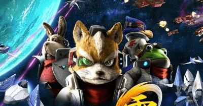 Star fox zero card