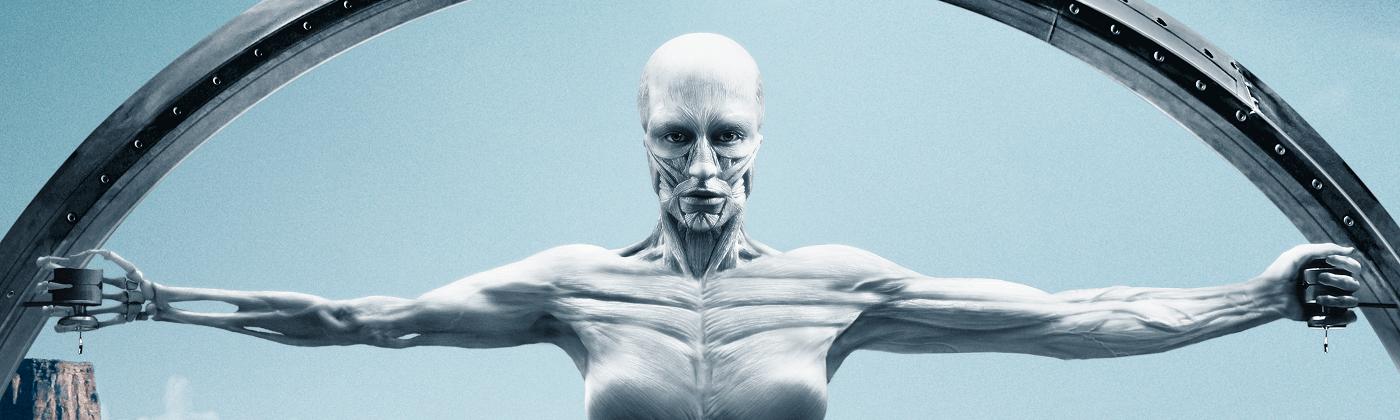 Westworld head
