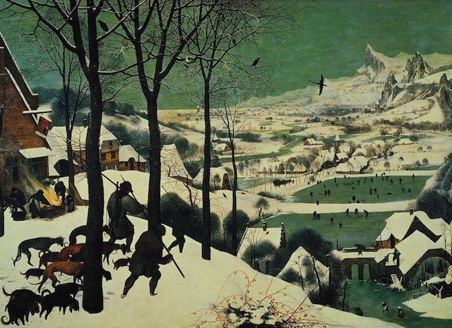 hunters-in-the-snow-bruegel