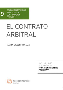 El contrato arbitral