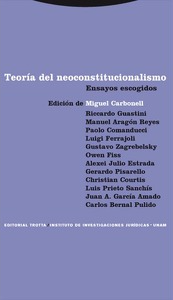 Teoria del neoconstitucionalismo