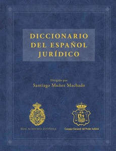 Diccionario del espan%cc%83ol juridico