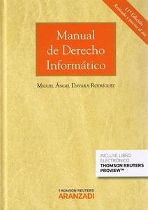 Manual de derecho informatico