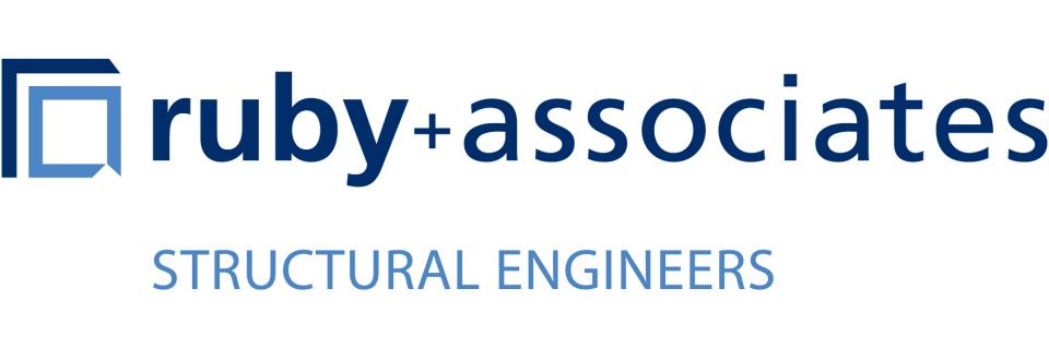 Ruby+Associates, Inc. Logo