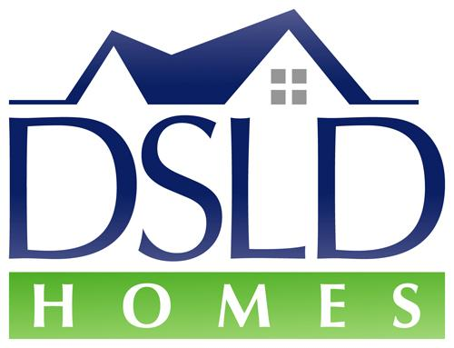 DSLD Homes Logo