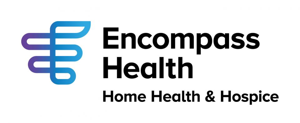 Encompass Health - Homecare and Hospice Logo