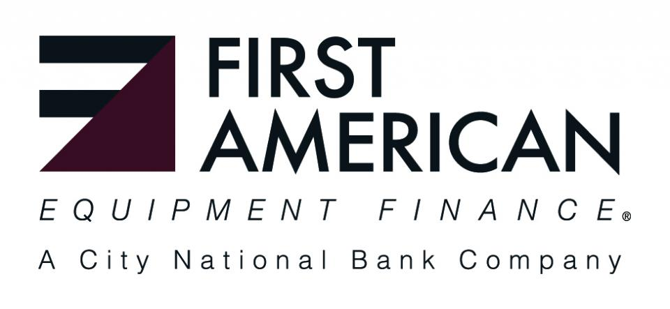 First American Equipment Finance Logo