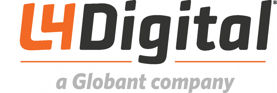 L4 Digital Logo